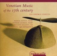 Venetian Music Of The 17th Century: Les Enemis Confus