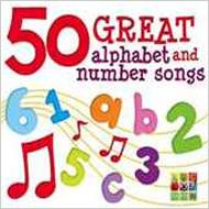 Abc For Kids: 50 Great Alphabet & Number Songs