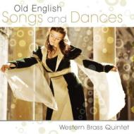 Western Brass Quintet Old English Songs And Dances