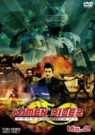 KAMEN RIDER DRAGON KNIGHT VOL.2
