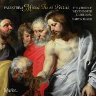 パレストリーナ:ミサ・テ・デウム、汝はペテロなり、ビクトリア:テ・デウム M.ベイカー&ウェストミンスター大聖堂聖歌隊