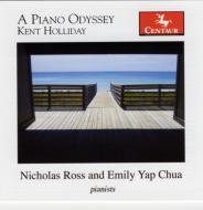 A Piano Odyssey: Nicholas Ross Emily Yap Chua(P)