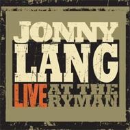 Jonny Lang/Live At The Ryman