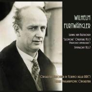 『レオノーレ』序曲第3番(トリノRAI響、1952)、交響曲第7番(ベルリン・フィル、1943) フルトヴェングラー(平林直哉復刻)