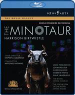 歌劇『ミノタウロス』全曲 S.ラングリッジ演出、パッパーノ&コヴェント・ガーデン王立歌劇場、トムリンソン、ライス、他(2008 ステレオ)
