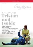 『トリスタンとイゾルデ』全曲 マルターラー演出、シュナイダー&バイロイト、スミス、テオリン、他(2009 ステレオ)(3DVD)
