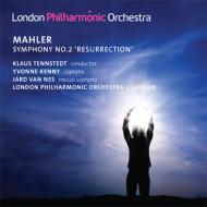 交響曲第2番『復活』 テンシュテット&ロンドン・フィル(1989 ステレオ)(2CD)