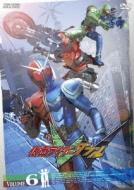 仮面ライダーW(ダブル) Volume 6