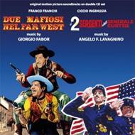 Due Mafiosi Nel Far West / I 2 Sergenti Del Generale Custer