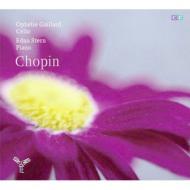 チェロ・ソナタ、序奏と華麗なポロネーズ、ピアノ作品集(チェロ&ピアノ版) ガイヤール、E.スターン