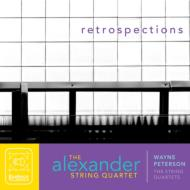 Retrospections-string Quartet, 1, 2, 3, : Alexander Sq