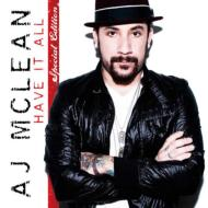 HAVE IT ALL -special edition-(+DVD)
