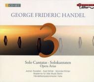 Italian Cantatas, Aria: Kowalksi(Ct)Kohler(A)Akademie Fur Alte Musik Berlin Etc