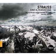 アルプス交響曲 P・ジョルダン&パリ・オペラ座管弦楽団