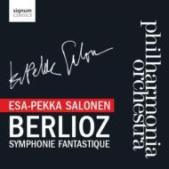 ベルリオーズ:幻想交響曲、ベートーヴェン:『レオノーレ』序曲第2番 サロネン&フィルハーモニア管弦楽団