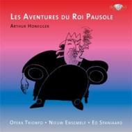 喜歌劇『ポゾル王の冒険』全曲 スパンヤールト&ニュー・アンサンブル、オペラ・トリオンフォ(2008 ステレオ)