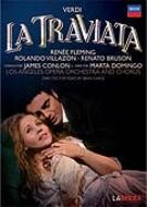 『椿姫』全曲 M.ドミンゴ演出、コンロン&ロサンジェルス・オペラ、フレミング、ヴィラゾン、他(2006 ステレオ)(日本語字幕付)