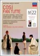『コジ・ファン・トゥッテ』全曲 ヘルマン夫妻演出、ホーネック&ウィーン・フィル、マルティネス、アレン、他(2006 ステレオ)(特別価格限定盤)