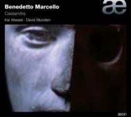 B.マルチェッロ:カッサンドラ、バッハ:協奏曲ハ短調 カイ・ヴェッセル、デイヴィッド・ブランデン