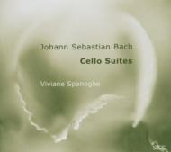 6 Cello Suites: Spanoghe