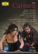『カルメン』全曲 エア演出、ガランチャ、アラーニャ、ネゼ=セガン&メトロポリタン歌劇場(2010 ステレオ)(2DVD)