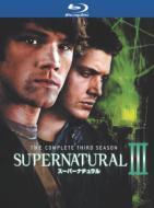 スーパーナチュラル〈サード・シーズン〉ブルーレイ コンプリート・ボックス