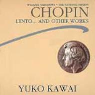 Piano Sonata No, 3, Lento, etc : Yuko Kawai