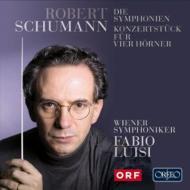 交響曲全集、コンツェルトシュテュック ルイージ&ウィーン交響楽団(2CD)