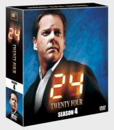 24 -TWENTY FOUR- シーズン4 <SEASONSコンパクト・ボックス>