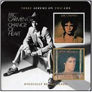 Eric Carmen / Boats Against The Current / Change Of