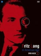 アメリカ時代のフリッツ・ラング傑作選DVD-BOX1