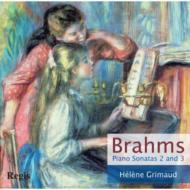 Piano Sonata, 2, 3, Etc: Grimaud