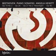 ピアノ・ソナタ第14番『月光』、第12番『葬送』、第27番、第6番 ヒューイット