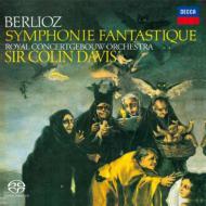 幻想交響曲 C.デイヴィス&コンセルトヘボウ管弦楽団(シングルレイヤー)(限定盤)