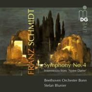 交響曲第4番、『ノートルダム』間奏曲 ブルーニエ&ボン・ベートーヴェン管弦楽団