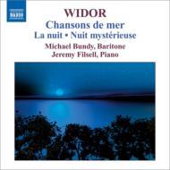 海の歌〜ヴィドール:歌曲集 バンディ、フィルセル
