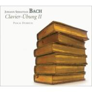イタリア協奏曲、フランス序曲、前奏曲、フーガとアレグロ、半音階的前奏曲とフーガ パスカル・デュブリュイユ(チェンバロ)