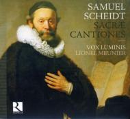 Cantiones Sacrae: Meunier / Vox Luminis
