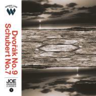 ドヴォルザーク:交響曲第9番『新世界より』、シューベルト:交響曲第8番『未完成』 久石譲&東京フィル