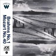 ブラームス:交響曲第1番、モーツァルト:交響曲第40番 久石譲&東京フィル