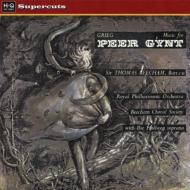 『ペール・ギュント』抜粋 トマス・ビーチャム&ロイヤル・フィル (180グラム重量盤レコード/Hi-Q Records Supercuts)
