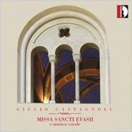Missa Sancti Evasii: Academia Montis Regalis Baroque O Polyphonic Cho Etc