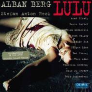 『ルル』2幕版 レック&パレルモ・マッシモ歌劇場、エフラティ、ゾッフェル、他(2001 ステレオ)(2CD)