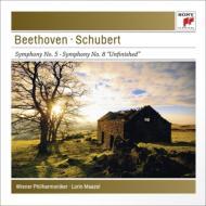 ベートーヴェン:交響曲第5番『運命』、シューベルト:交響曲第8番『未完成』 ロリン・マゼール&ウィーン・フィル(1980年日本ライヴ)