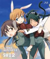ストライクウィッチーズ2 第2巻 Blu-ray 【初回生産限定】
