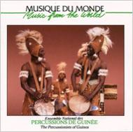 Percussionists Of Guinea