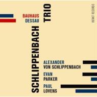 Schlippenbach Trio/Bauhaus Dessau