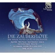 『魔笛』全曲 ヤーコプス&ベルリン古楽アカデミー(3CD)