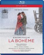 『ボエーム』全曲 コープリー演出、ネルソンス&コヴェント・ガーデン王立歌劇場、ゲルズマーワ、イリンカイ、他(2009 ステレオ)