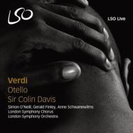 『オテロ』全曲 C.デイヴィス&ロンドン響、S.オニール、フィンリー、シュヴァネヴィルムス、他(2009 ステレオ)(2SACD)